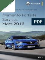 Memento Gge Coiffard Nos Tarifs Promotionnel Mecanique a Conserver Jusqu a Fin 2017