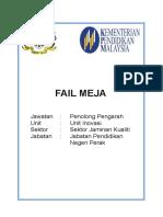 contoh-fail-meja-mengikut-format-kpm portal jpn perak.doc