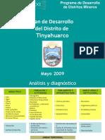 Presentación Plan Tinyahuarco