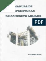 Manual de Concreto Armado - Dibujos
