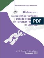 Informe Observatorio Venezolano de Prisiones. DDHH.pdf
