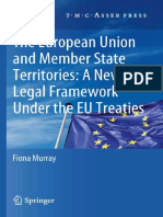 The European Union and Member State Territories