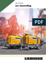 Liebherr Brochure Boom Pumps En