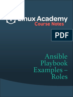 Ansible Playbook Roles | Secure Shell | Protocolos de capa