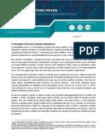 A Situa__o Fiscal Dos Estados Brasileiros - Abril 2017