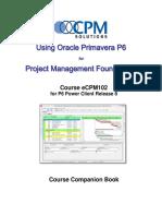 ECPM102 Course Companion Book