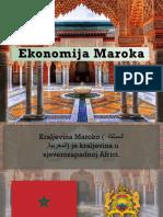 Ekonomija Maroka
