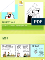 Dilbert and Conditional Sentences