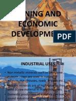 Mining and Economic