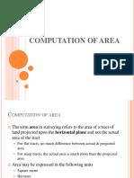 MODULE I_Computation of Area