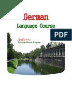 Curs limba germana