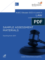 A Level Law SAMs