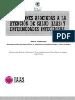 5. Infecciones asociadas a la atención de salud (