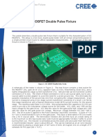MosfetSIC , Trad Double Pulse Fixture