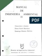 Manual de Ingeniería Ambiental II