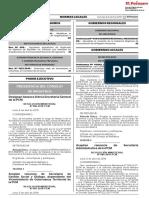 Aceptan Renuncia de Secretaria Administrativa de La PCM