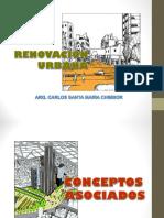 Unidad 1 - Tema1- Renovación Urbana