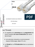 Programmation Réseau Système d'Exécution Java