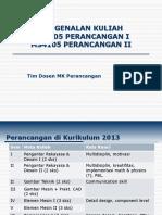 Panduan Kuliah Perancangan 2018 - Rac