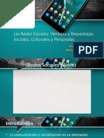 Maricarmen Mercado - Las Redes Sociales