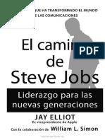 El camino de Steve Jobs - Jay Elliot [PDF].pdf