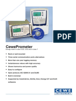 CewePrometer Product Presentation A0151e-10