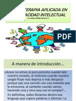 16 Musicoterapia Aplicada en Discapacidad Intelectual - Lic. Maria Renee Zapata