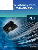 Samsung Z-NAND Technology Brief v5