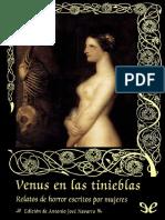 Venus en Las Tinieblas - AA. VV