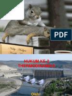 HUKUM II Termodinamika 2013 S2 PTK.ppt