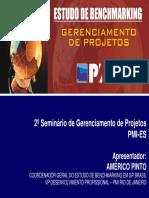 Exemplo Relatório Publicado de Benchmarking No Brasil