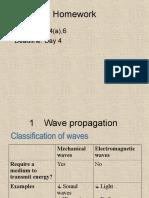 2.1 Wave Propagation