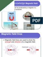 3.4 Electromagnetism