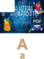 Le Letter Edell Alfa Be to Letters of the Alphabet