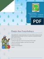 Presentasi Studi Kasus Bencana Banjir Bandang Kota Padang Tahun 2012