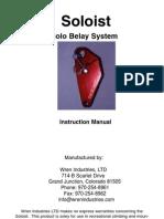 Soloist Manual
