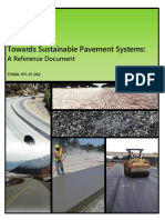 Sustainable Pavements
