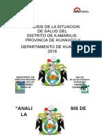 Asis Distritode Amarilis 2016