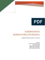 Wave Reactor y MFC