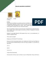 Crear Arquetipo Del Tarot Numerologia