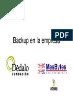 Backup Enla Empresa