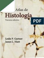 Texto Atlas de Histología Gartner Hiatt 3 Edición 2008