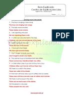 3.7 Ficha de Trabalho Plural of Nouns 1 Soluçoes