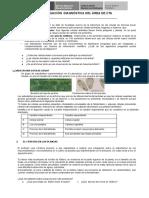 Evaluación Diagnóstica Del Área de Cta