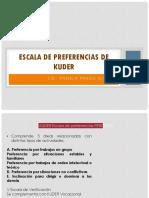 Escala de Preferencias de Kuder