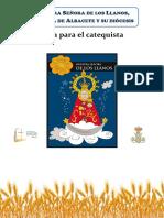 Virgen de Los Llanos Guía Para El Catequista