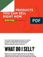 50 melhores produtos
