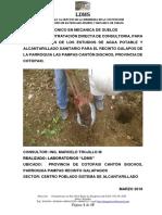 Informe tecnico Mecanica de suelos sanitario.pdf