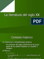 La Literatura Del Siglo Xxi Latinoamerica