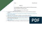 PSY 101 Module 11 Study Guide